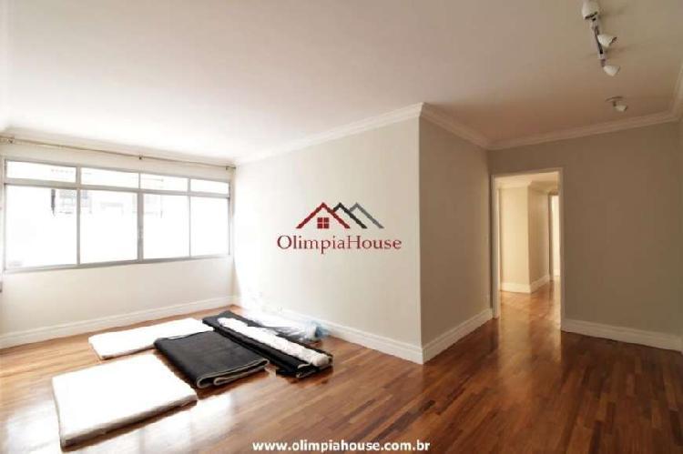 Apartamento para venda com 100m² - Itaim Bibi, SP