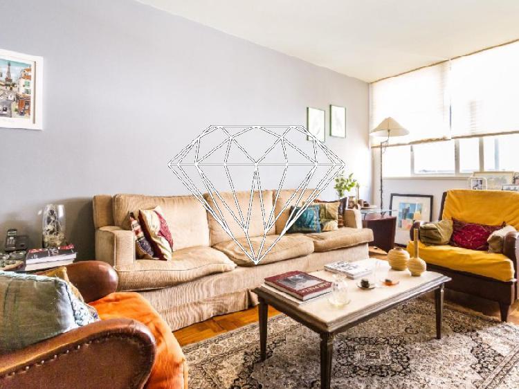 Apartamento para venda com 101 metros quadrados com 2