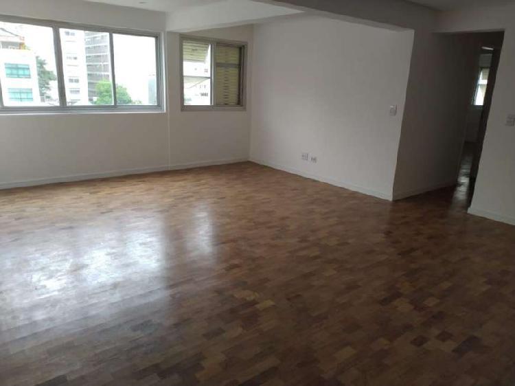 Apartamento para venda com 110 metros quadrados com 2