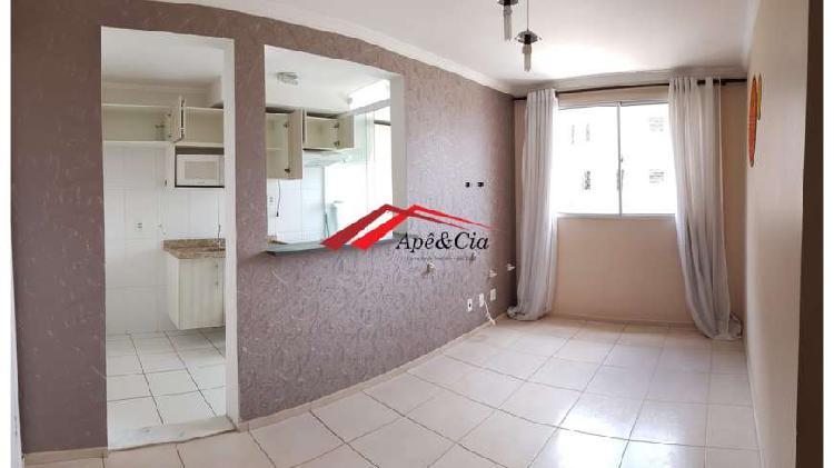 Apartamento para venda com 47 metros / 2 quartos em Vila