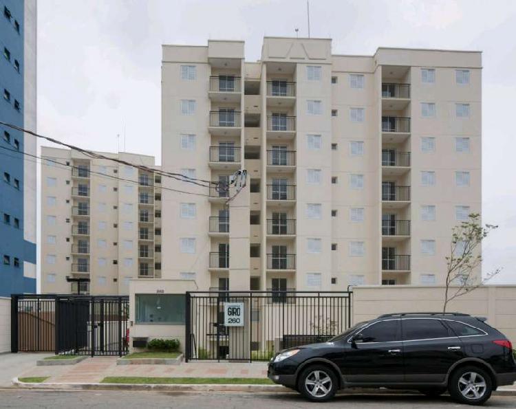 Apartamento para venda com 47 metros quadrados com 2 quartos