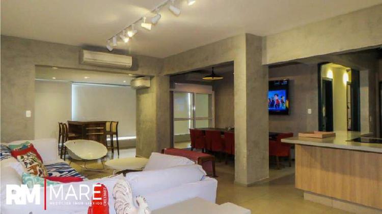 Apartamento para venda tem 133 metros quadrados com 3
