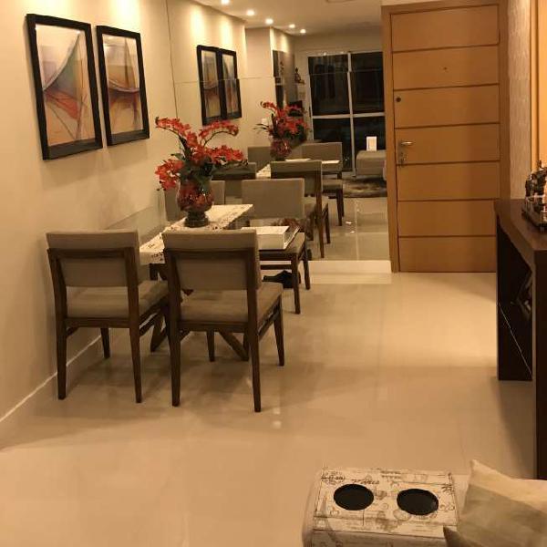 Apartamento para venda tem 70 metros quadrados com 2 quartos