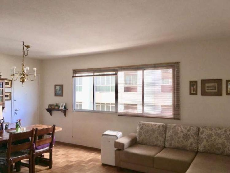 Apartamento para venda tem 90 metros e 3 quartos em