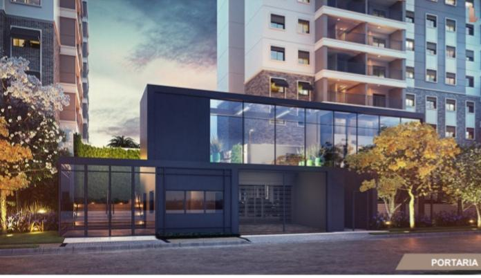 Apartamento para venda tem 93 metros quadrados com 3 quartos