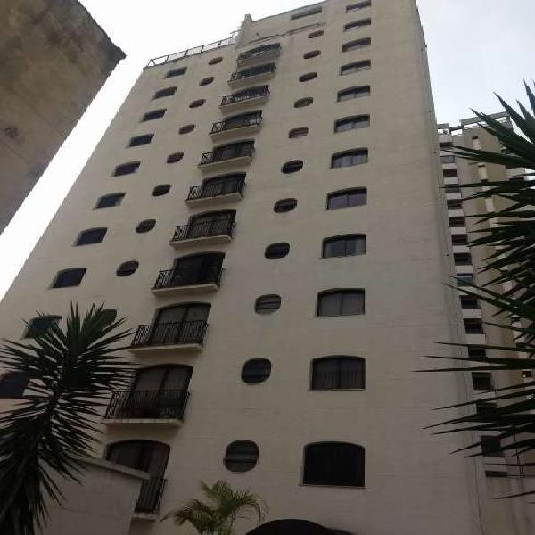 Apto 02 dormitorios e 02 vagas na Rua Dr Augusto de Miranda