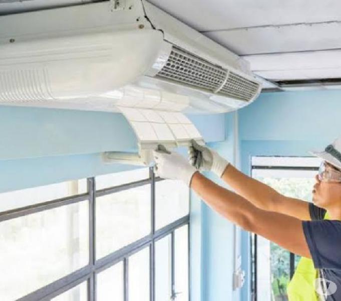 Ar Condicionado Assistência técnica Instalação