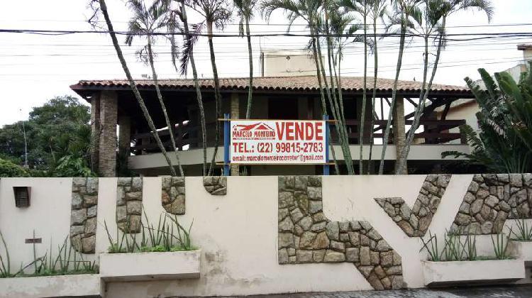 Casa 8 dormitórios à Venda em Centro São João da