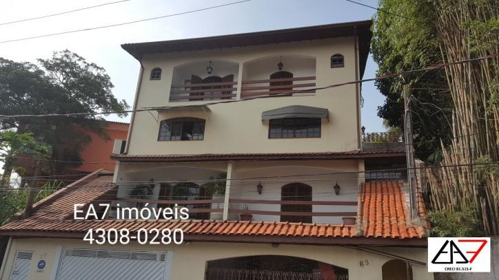 Casa de 03 dormitórios à venda no Estoril em São Bernardo