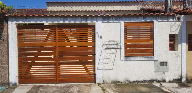 Casa de Praia 2 dormitórios (suite) 2 vagas - Itanhaém
