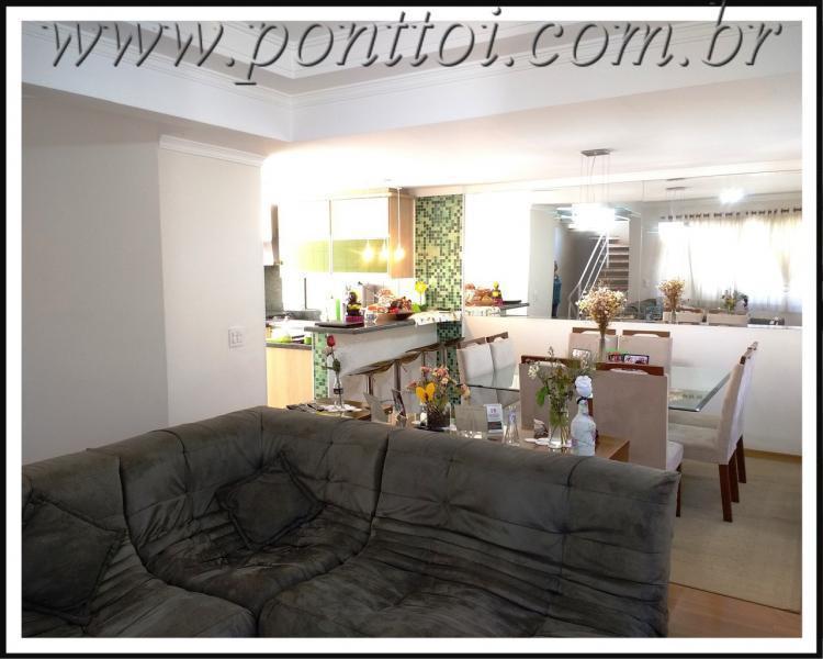 Casa em Condomínio para Venda em Cotia, Granja Viana, 3