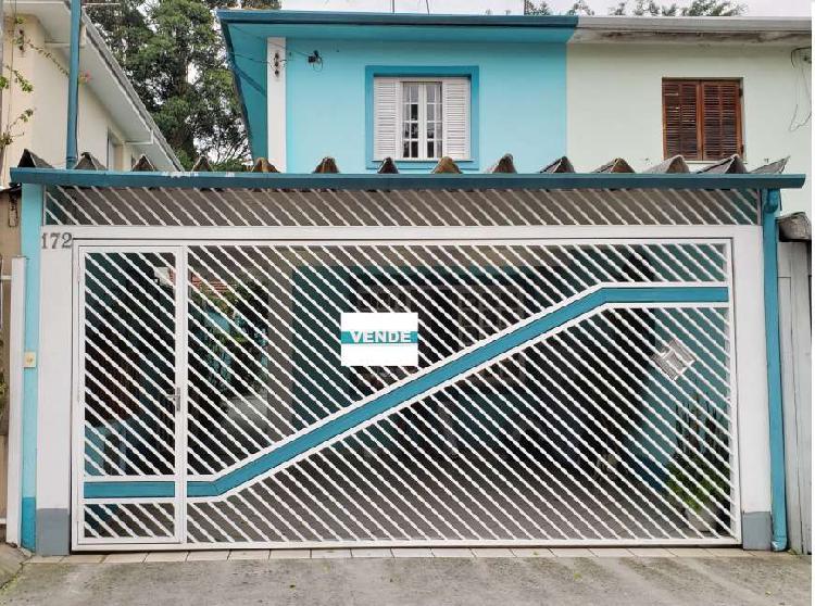 Casa em Excelente Estado, Pronta para Morar ! Vila Fiat Lux