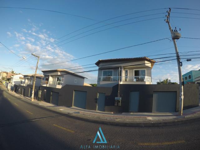 Casa em portal de Jacaraipe 2 Quartos sendo 2 suítes