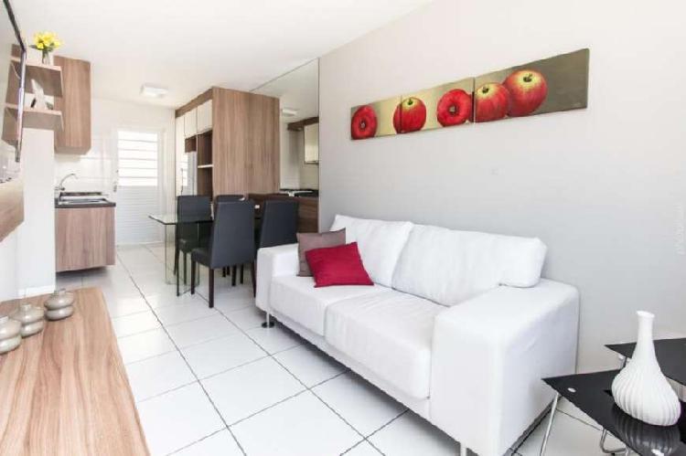 Casa nova em condomínio em Fazenda Rio Grande.