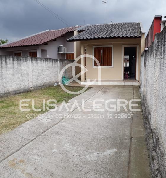 Casa para Venda em São Leopoldo, Campina, 2 dormitórios, 1