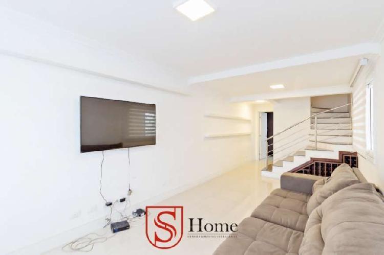 Casa] residencial com [3 quartos] e [3 vagas] de garagem à