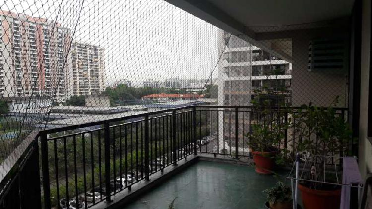 Parque das Rosas - Barra da Tijuca apto 1 quarto
