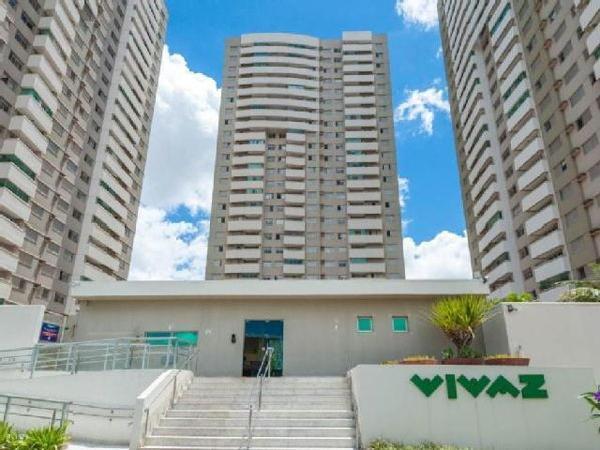 Residencial Vivaz 02 quartos com suíte 63m2 parque
