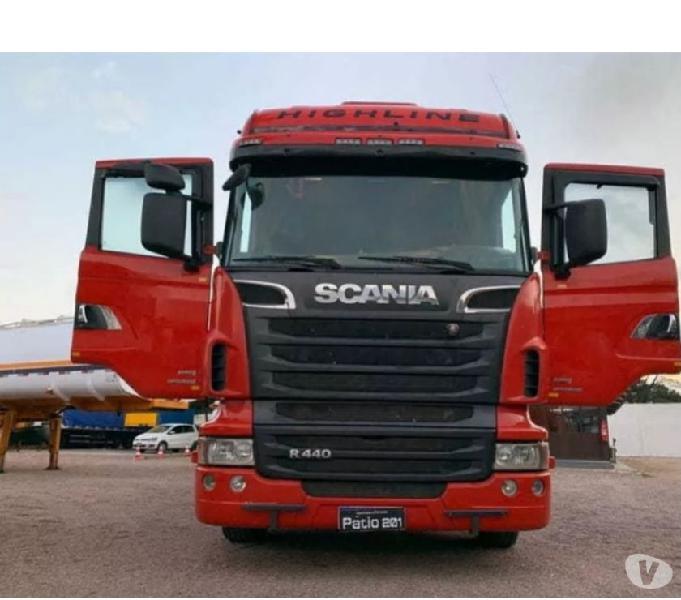 Scania Highline R 440 A6X2