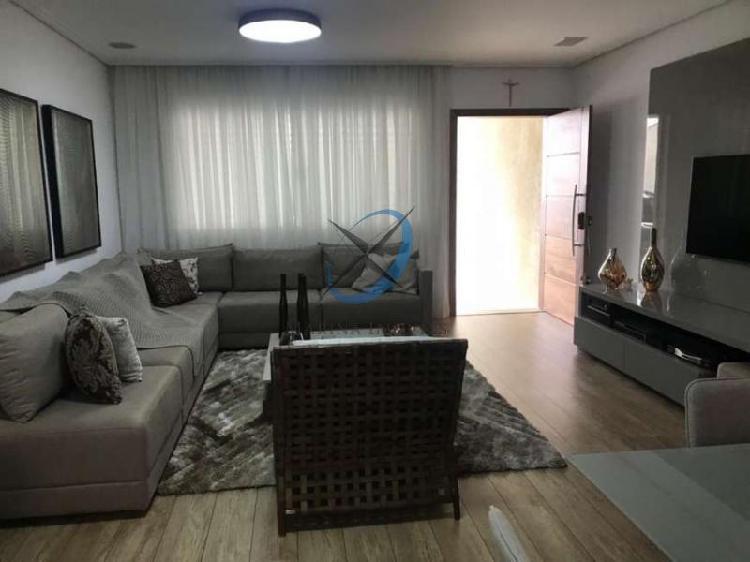 Sobrado para Venda em São Paulo, Ipiranga, 3 dormitórios,