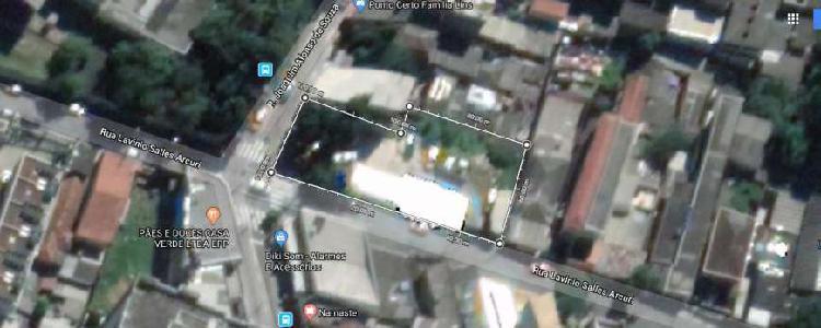 Terreno com 768m² na Casa Verde Alta - São Paulo - SP -