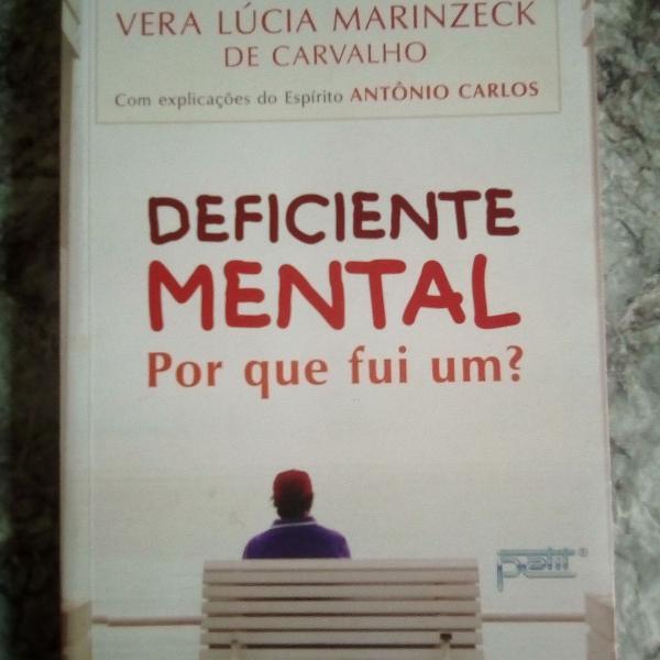 deficiente mental porque fui um?