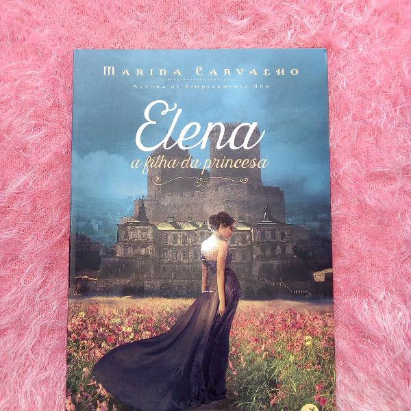 livro- elena, a filha da princesa