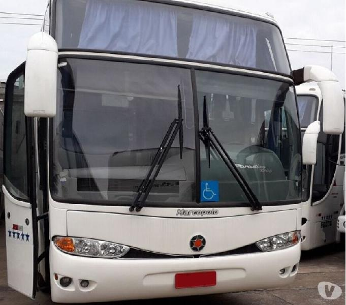 nibus Paradiso G 6 1200 - Scânia k - 310 completo 2006