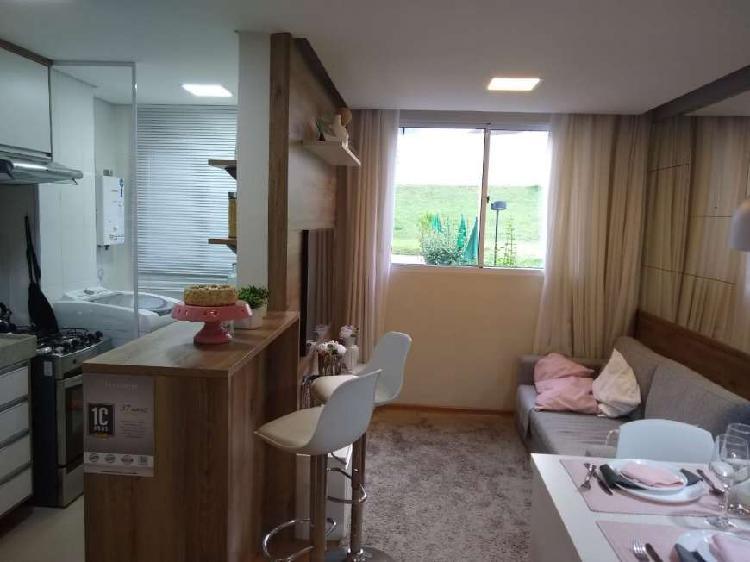Apartamento 43 m2 com 2 quartos em Parque São Vicente -