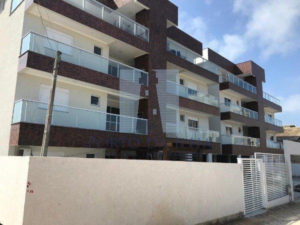 Apartamento NOVO, com 2 quartos, 1 suíte, 1 vaga de Garagem