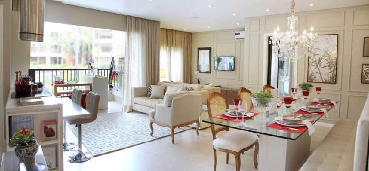 Apartamento em Alphaville - Na melhor região de São Paulo