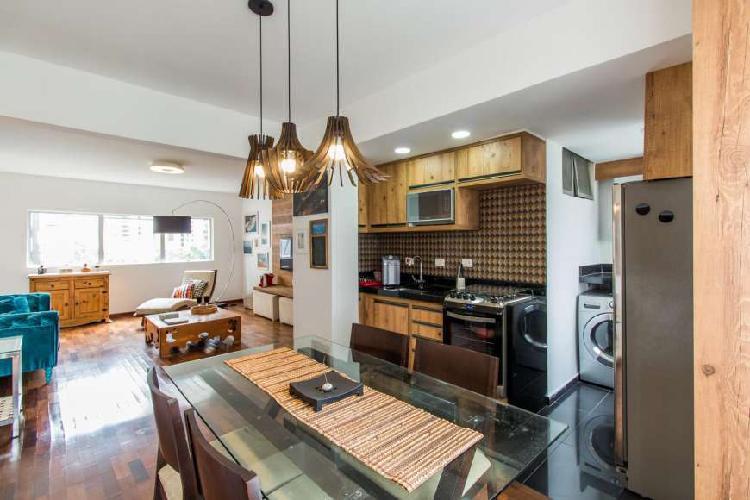 Apartamento mobiliado para alugar no Itaim