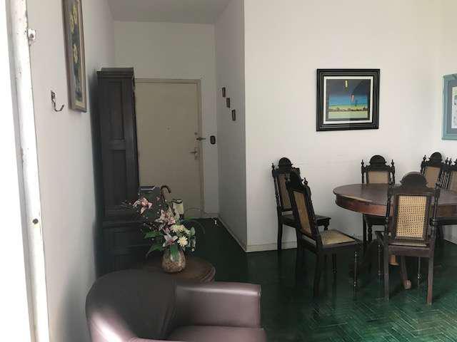 Apartamento no Guarujá Pitangeuiras , frente para o mar