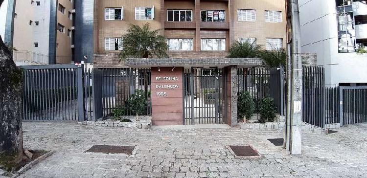 Apartamento para venda com 102 m² com 3 quartos e ampla