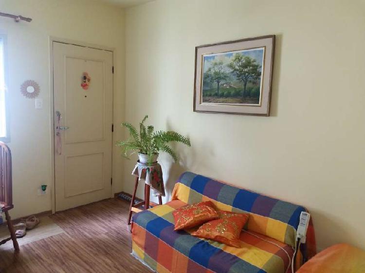 Apartamento para venda com 55 metros quadrados com 2 quartos