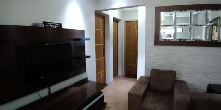 Apartamento para venda tem 48 metros quadrados com 2 quartos