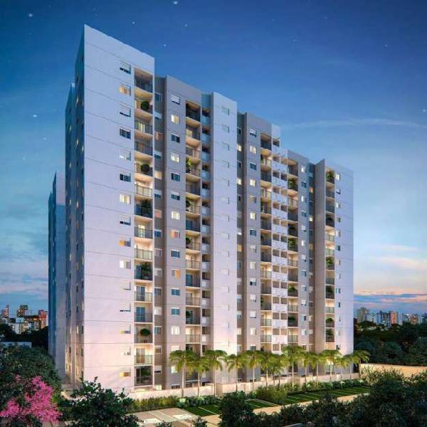 Apartamentos na Planta na Vila Guilherme, Unidade de 60M²