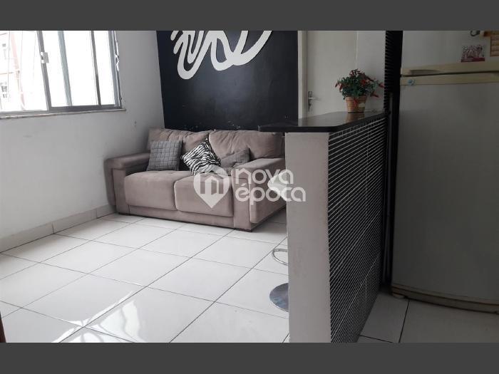 Engenho da Rainha, 2 quartos, 1 vaga, 43 m² Estrada Adhemar
