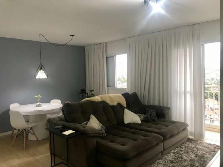 Lindo Apartamento com moveis embutidos - Taboão da Serra