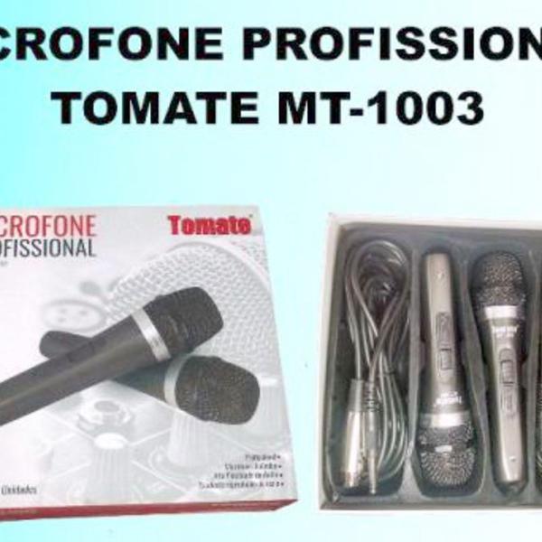 Microfone Profissional TOMATE - MT-1003