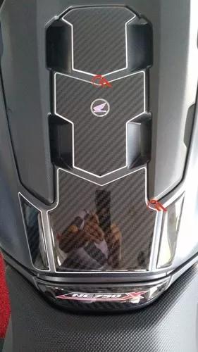Protetor De Tanque Honda Nc 750x 2016 A 2019 Resinado