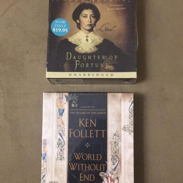 udio books