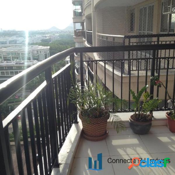 Apartamento 3 Quartos na Barra da Tijuca - Condomínio