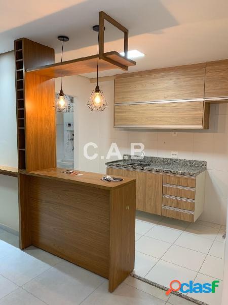 Apartamento no Edificio Win Alphaville- 3 quartos