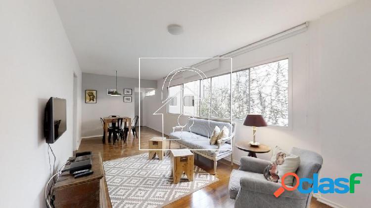 Apartamento à venda com 79m² no Jardim América