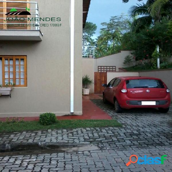 Casa c/2 dormitórios, Condomínio Ares de Atibaia.