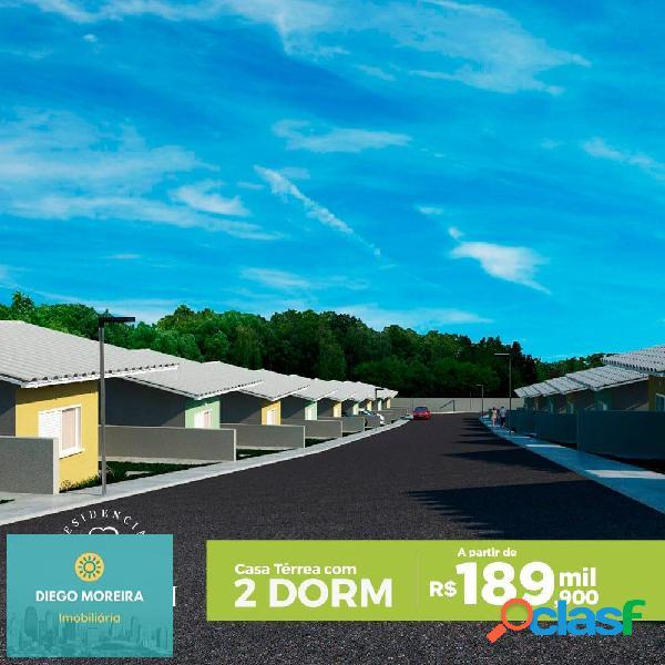 Casa á venda em condomínio Mato Dentro - Atibaia