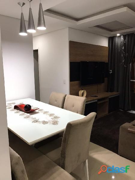 Lindo Apartamento 3 Dormitórios 80 m² Condomínio Venturi