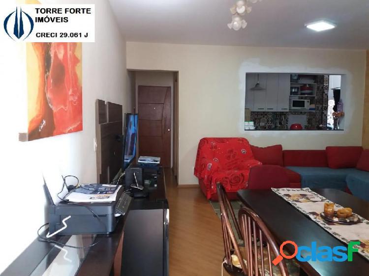 Lindo apartamento com 3 dormitórios na Vila Apiaí. 1 vaga!