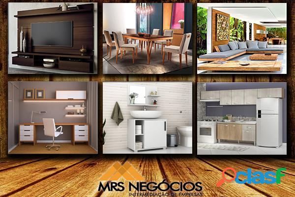 MRS Negócios - Loja de Móveis (Novos e Usados) à venda em